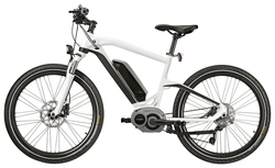 BMW Cruise E-Bike (2014)